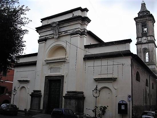 Collegiata di Santa Maria Maggiore, facciata